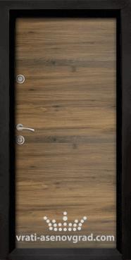 Блиндирана входна врата, модел Ale Door 404 Napoli