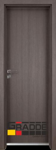 Алуминиева врата за баня – GRADDE цвят SanDiego