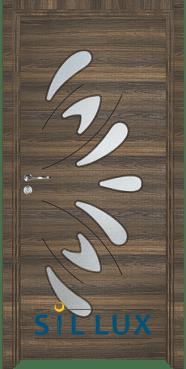Интериорна врата Sil Lux 3011