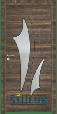 Интериорна врата Sil Lux 3014 E