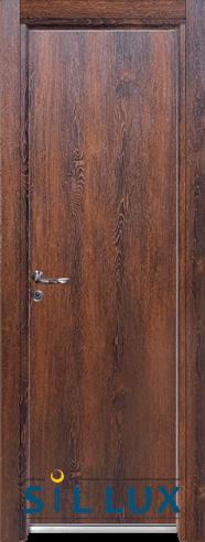 Алуминиева врата за баня – Sil Lux, цвят Японски бонсай
